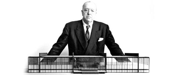Las mejores Frases de Ludwig Mies Van Der Rohe