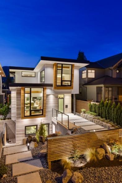 Casa que produce más energía de la que consume