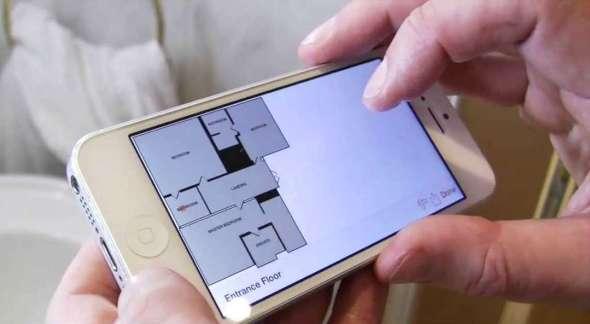 Aplicación que dibuja planos en minutos