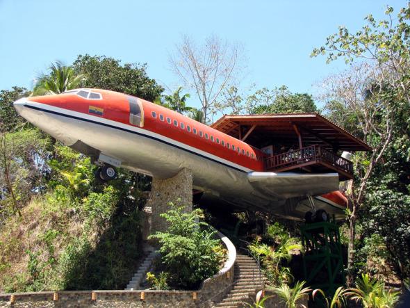 Hotel Avión Costa Verde