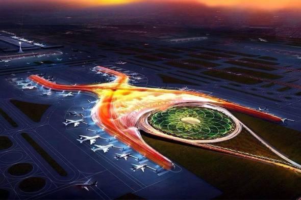 El Nuevo Aeropuerto de la Ciudad de México. Acaso es un disfraz hecho a la medida.