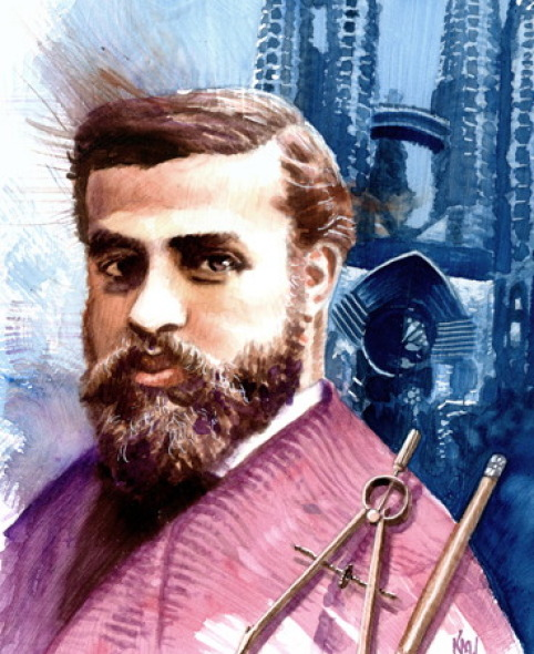 Antoni Gaudí podría ser el primer arquitecto santo