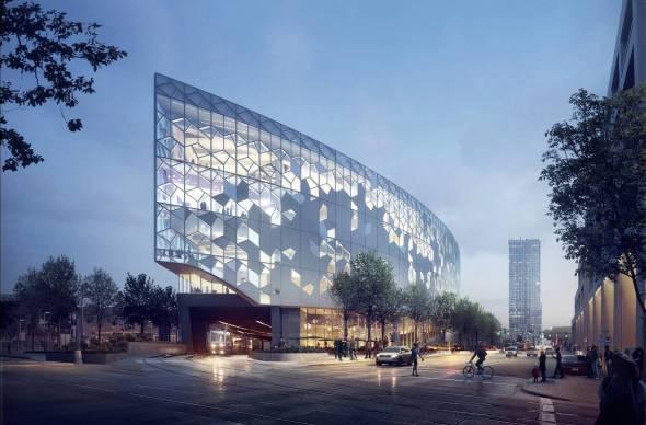 Nueva biblioteca central de Calgary