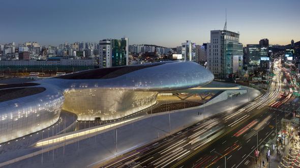 Los 18 proyectos finalistas del Festival Mundial de Arquitectura 2014