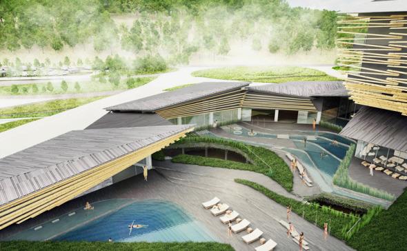 Hotel Yunnan de Kengo Kuma