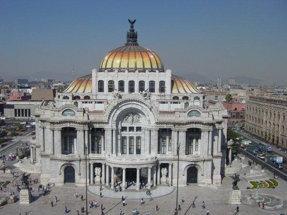 Se Recuerda al Arquitecto que finalizó Bellas Artes