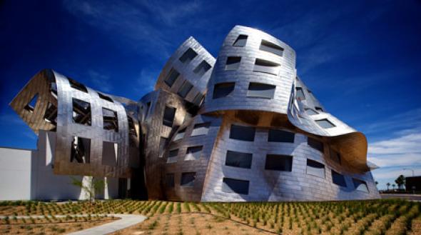 Frank Gehry, el reino de un arquitecto en el Pompidou