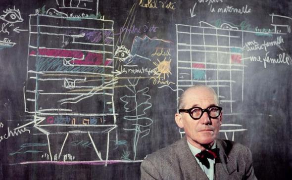 La Semana de la Arquitectura dedicada a Le Corbusier