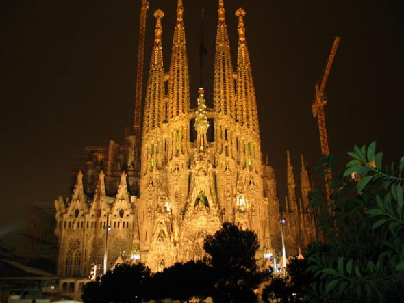 300 expertos estudian a Gaudí en Barcelona