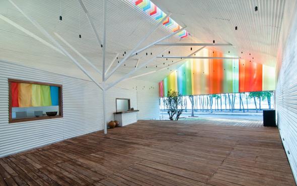 Edificio del Año. Capilla Multicolor