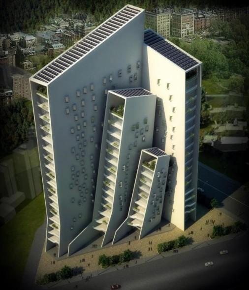 Ganadores del día Uno del Festival Mundial de Arquitectura