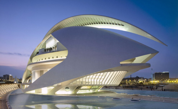 santiago calatrava llega a un acuerdo con el problema de palau de les arts