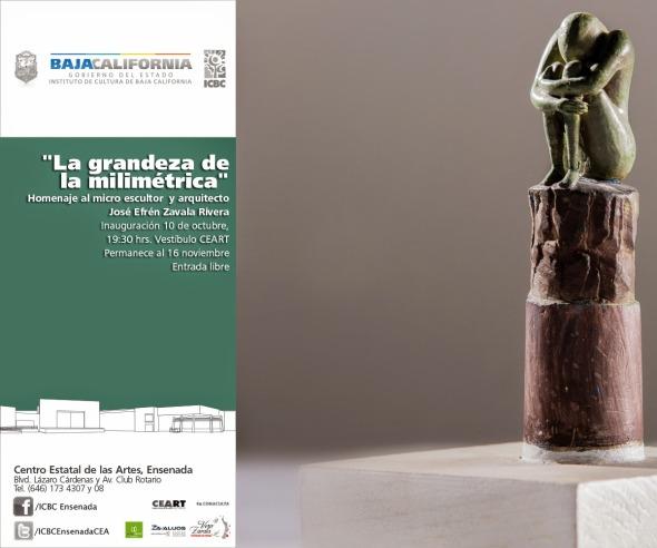 Exposición de Esculturas milimétricas