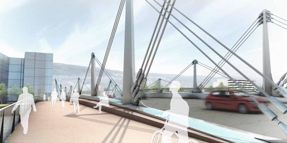 Frank Gehry estará en colocación de primera piedra de su puente en Zorrotzaurre