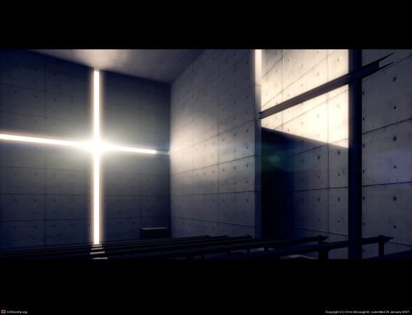 La importancia de la iluminación en la arquitectura. Colores y 3D