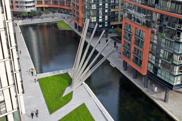 Puente secuencial en Londres