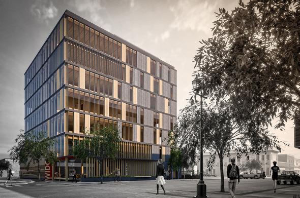 El arquitecto Michael Green habla de por qué debemos construir con madera