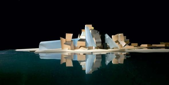 Frank Gehry el arquitecto del arte