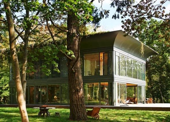 P.A.T.H. la casa prefabricada de Philippe Starck