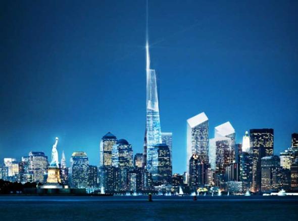 La Zona Cero está muy, muy cerca de mi idea original. Daniel Libeskind