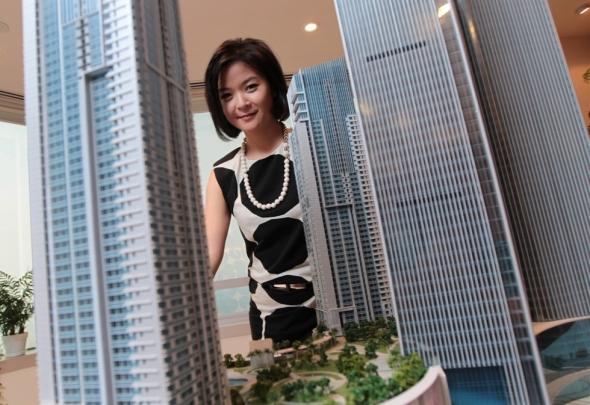Arquitecta celebra oportunidades para las mujeres en Hong Kong