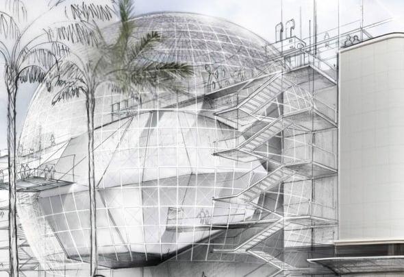 No creo que vaya a ser tan malo. Renzo Piano