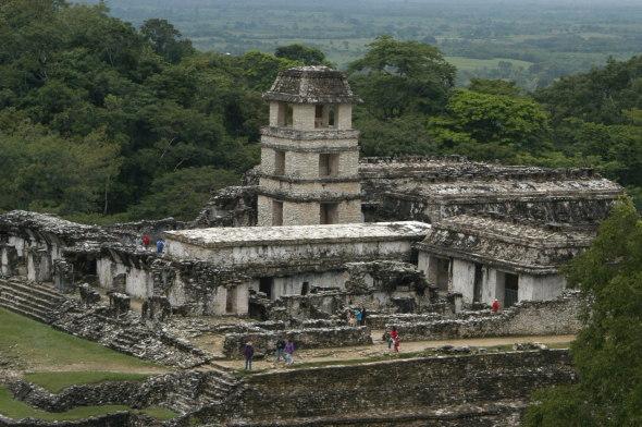 Arquitectura maya. Referente valioso en el futuro del diseño