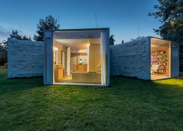 Una buena arquitectura actual no tiene por qué ser cara