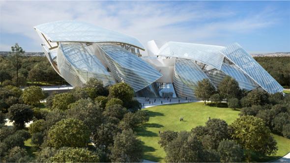 Una fusión entre arquitectura y moda. Frank Gehry