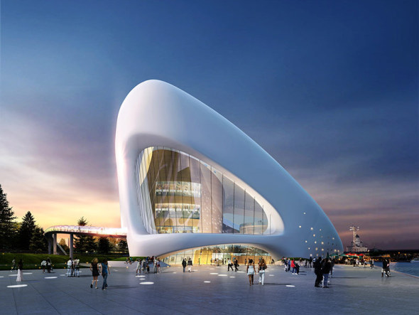 Conoce las 1,715 propuestas para el Museo Guggenheim Helsinki