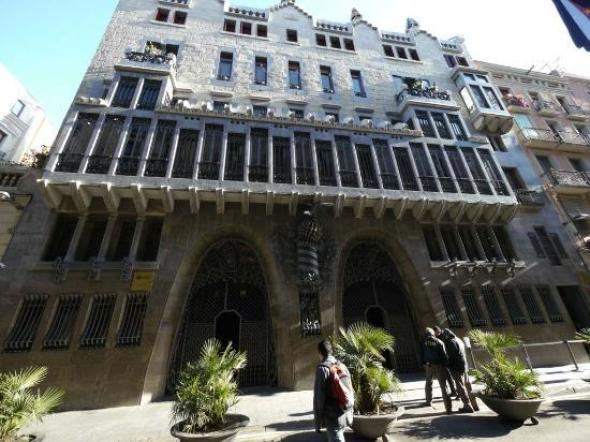 Gaudí. 30 años en el top de la arquitectura mundial