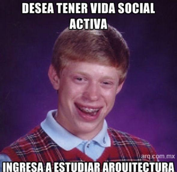 Humor en la Arquitectura. Vida Social del Arquitecto