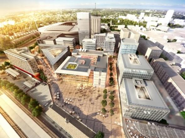 El despertar arquitectónico de Gales. Plan maestro de Norman Foster para un nuevo Cardiff