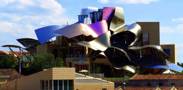 Los entresijos del Frank Gehry alavés