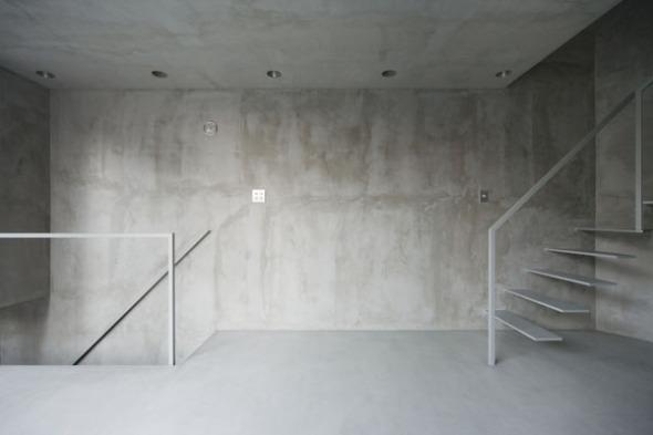 El tamaño no importa. Casa Ultra Slim en Tokio Japón