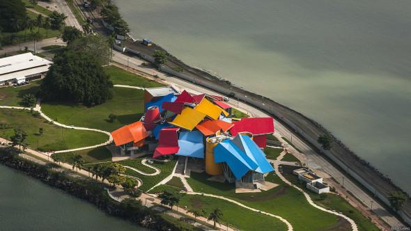 Museos de Frank Gehry, BIG, Steven Holl, MVRDV entre los mejores del mundo