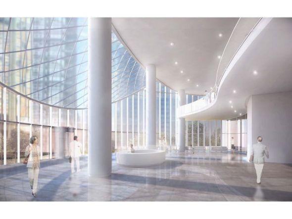 César Pelli y Banco Macro construyen una torre corporativa