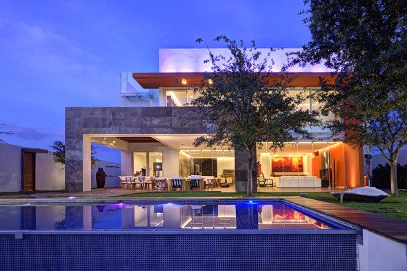 Se reinventa la arquitectura mexicana contemporánea