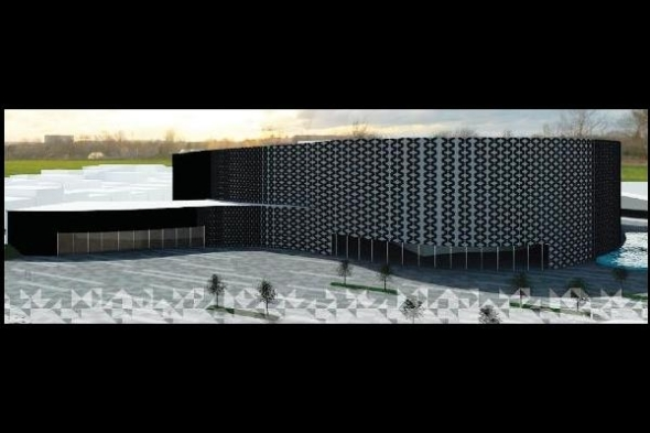 El nuevo auditorio en Puebla que cambió la talavera por cristal