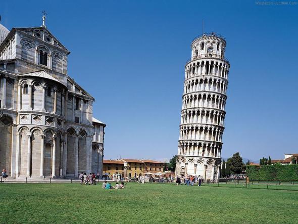 Maravillas arquitectónicas. Pisa, milagro renacentista