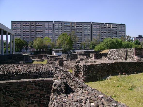 Tlatelolco, 50 años de la Ciudad Invencible
