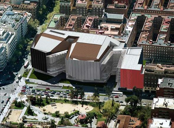 Los teatros de Madrid