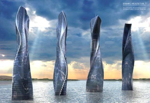 David Fisher espera ver su torre de las mil formas en Colombia