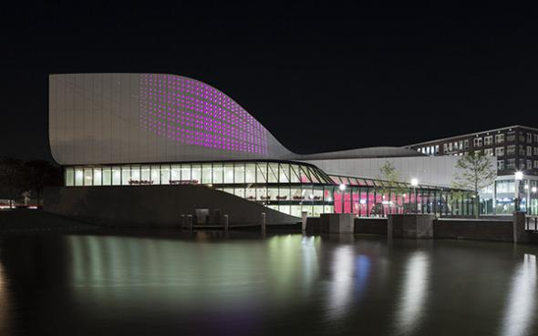 Teatro dinámico de UNStudio - Noticias de Arquitectura - Buscador ...