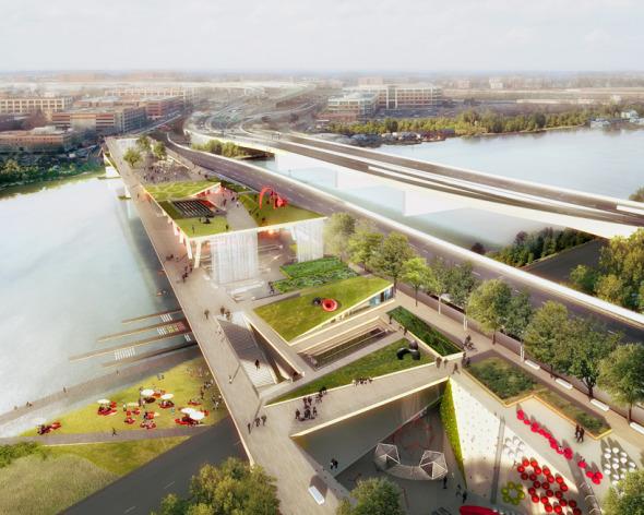 Washington DC tendrá su primer parque elevado