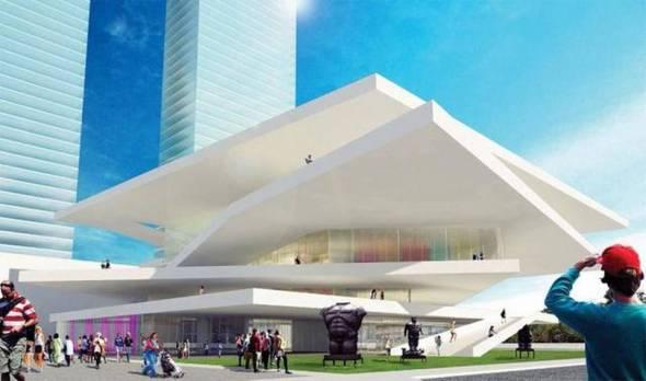 Concibe Romero museo en Miami