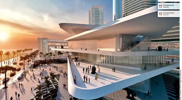 Iiarquitectos Concibe Romero Museo En Miami