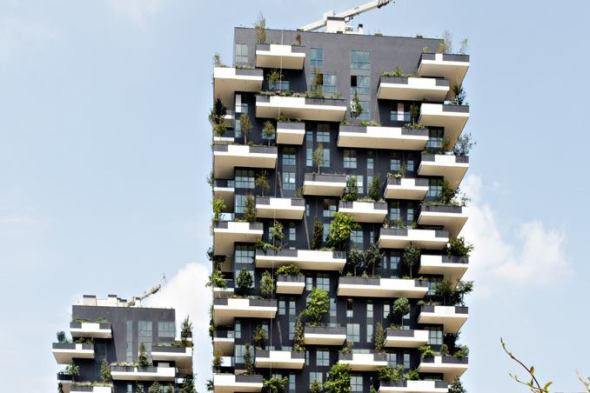 Bosco Vertical gana el International Highrise Award de 2014