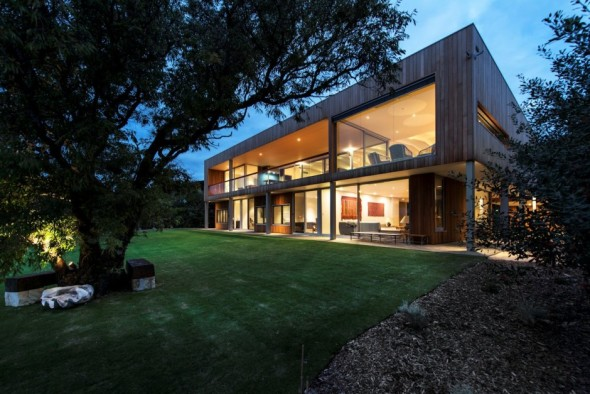 Casa de playa en Australia