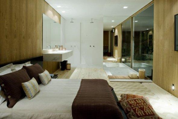 Loft Bauhaus inspirada en Mies Van der Rohe